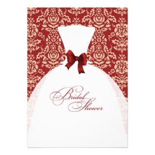 Vestido de boda nupcial de la ducha del damasco ro anuncio