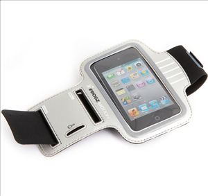 iFrogz Gray Motion Armband for iPod Touch and iPhone IFZ Armband Gry