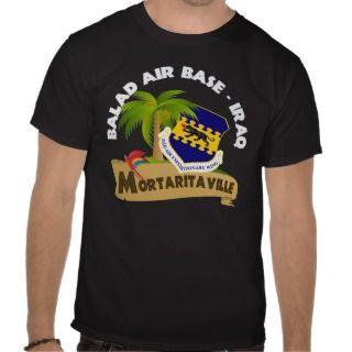 Mortaritaville 332d AEW, USAF T shirts