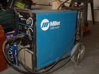 Miller 185 Wire Feed Welder