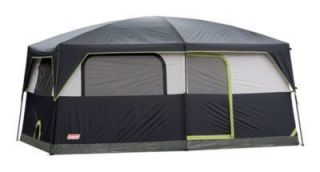 Coleman Prairie Breeze 14 x 10 Tent 9 Person Lighted Fan