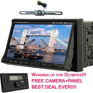 Ideal Unit 7 in Dash Car Stereo DVD Player Monitor iPod Bluetooth