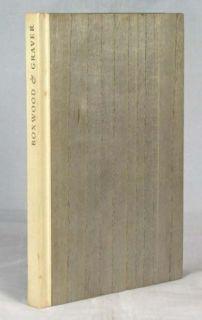 Boxwood Graver Miscellany Blocks Wood Veneered Boards 1958 Ed