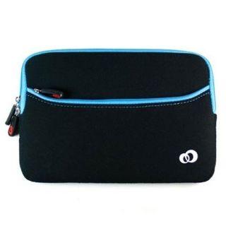 Prestige 7L 7 inch Tablet PC Blue Pocket Neoprene Case Cover Sleeve