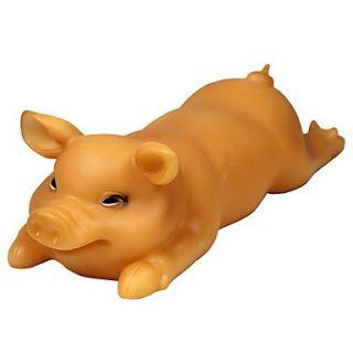 asado estilo chirrido mascota de juguete para perros (23 x 14 x 10 cm