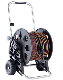 8864 Pronto 30 Garden Hose Reel with 100 Feet 1 2 inch Hose