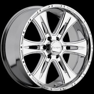 Yukon Tahoe Avalanche 18 Wheels Rims Chrome Incubus