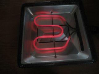 Indoor Ceramic Table Top Electric Grill MAVERICK Industries Black