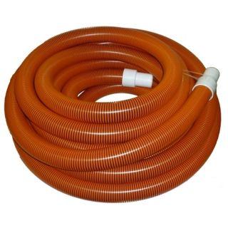 50 Orange Black Carpet Cleaning TM Vacuum Hose