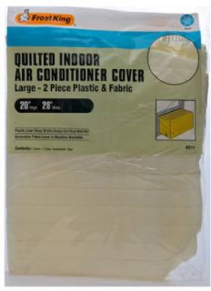 Thermwell 2 Piece Large Indoor Air Conditioning Cover