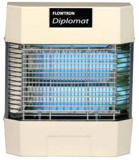 Indoor Insect Bug Zapper Wall Mounted Electric Light Fly Control