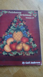 AWESOME Tolehaven Christmas Vol. 4 by Gail Anderson, OOP, RARE, HTF
