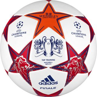 Adidas Finale London Champions League Size 4 5 Top Training Ball