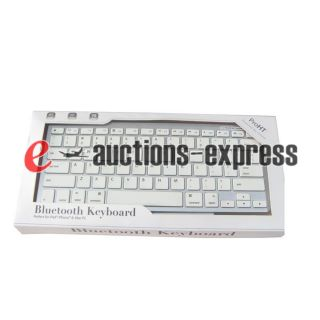 Inland Proht Slim Ultra Thin Wireless Bluetooth Keyboard for Mac
