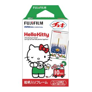FUJIFILM Instax Mini Camera Instant Film 7s 25 50s Hello Kitty (10