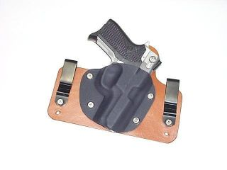 Wesson 6906 5906 Hybrid Inside Waistband Kydex Concealed Carry Holster