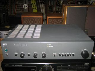 NAD Integrated Amplifier Stereo Model 304 Home Audio