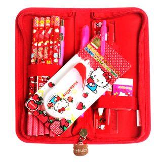 hello kitty zipper case writing instruments set_Pencils, Mechanical