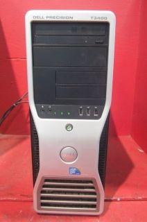 Dell Precision T3400 Intel Core 2 Duo E8400 3 00 4GB 9800GT A1043