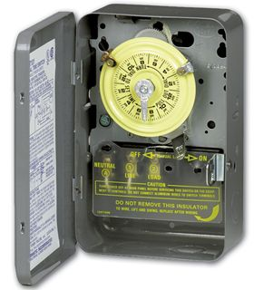 Intermatic Timer T103 Indoor 120 Volt Double Pole New