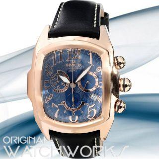 Invicta 13695 Mens Swiss Chrono Dragon Lupah Strap Watch