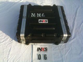 INXS MM6 3 Space Rack Mount Road Case 06