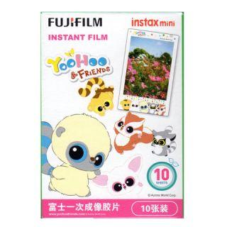 Fujifilm Instax Mini Camera Instant Film 7S 25 50s YooHoo Friends 10