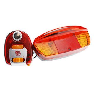 EUR € 10.57   8 Sonido / 8 Functions/11 para bicicleta LED Plastic