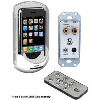 Audio PIWIPDK1 New iPod iPhone in Wall Mounted Audio Video Dock