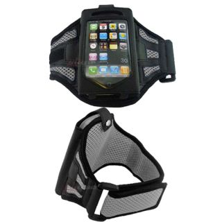 workout sport arm band case for iPod touch 4 iPhone 3 3gs 3rd gen