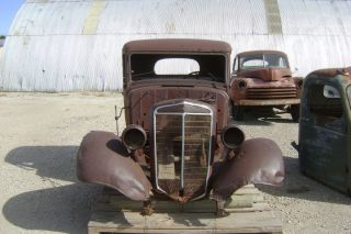 1936 36 IHC INTERNATIONAL TRUCK Parts or Project RAT ROD 1935 35 1934