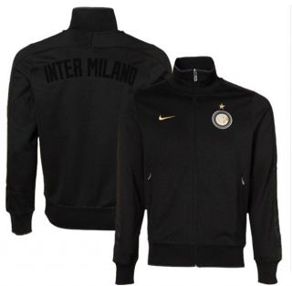Nike Inter Milan Authentic N98 Soccer Sneijder Milito Black Full
