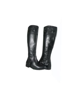 New Etienne Aigner Womens Gilbert Black Knee High Boot US 6 5