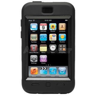 Brand New Otterbox Defender Series Case for iPod Touch 2nd 3rd Black