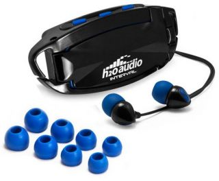 H2O Audio 3G Interval Waterproof Case with Headphones for Apple iPod