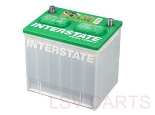 Interstate Batteries Mega Tron 2 Automotive Battery MT 25 550 CCA Car