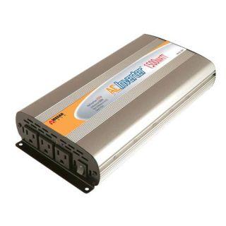 Wagan Tech 2004 Slim Line 1500 Watt Continuous Power Inverter