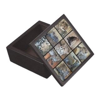 Cheetah Cubs    Animal Babies Premium Jewelry Boxes