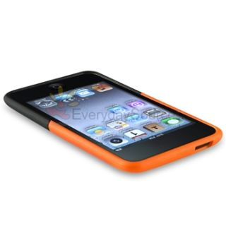 For iPod Touch 2G 3G 2nd 3rd Gen Rubber Hard Case Cover