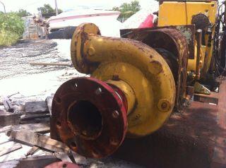 Irrigation Pump Unit Monarch