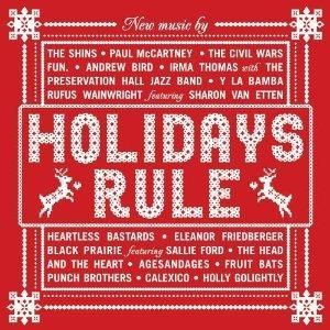 Cent CD Holidays Rule Starbucks Christmas 2012 SEALED Shins Civil