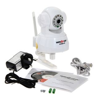 WPA CCTV IP Camera Network Internet Security System Alarm US