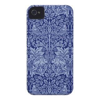 Rabbit Chintz Case Mate iPhone 4 Cases