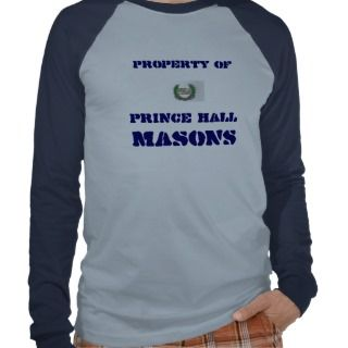 Prince Hall Mason T shirts, Shirts and Custom Prince Hall Mason
