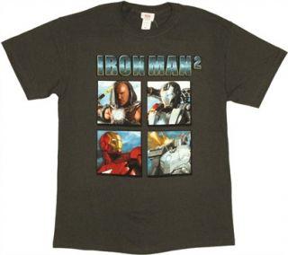 New Iron Man 2 Ivan Vanko Stark T Shirt Tshirt Size XS XSmall Avengers