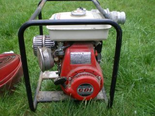 Honda G 200 Irrigation Pump