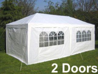 10 x 20 Party Tent, Wedding Tent, Canopy, Carport, w/Sidewalls 160g
