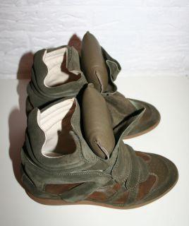 Isabel Marant Bekett Sneaker 41 Khaki Sneakers Basket Willow Wila