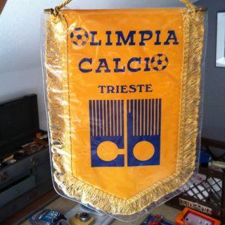 CB Olimpia Calcio Italia Italy Soccer Flag Banner Pennant