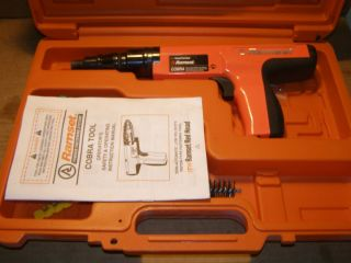 ITW Ramset Red Head Cobra 27 Cal Semi Automatic Powder Actuated Tool